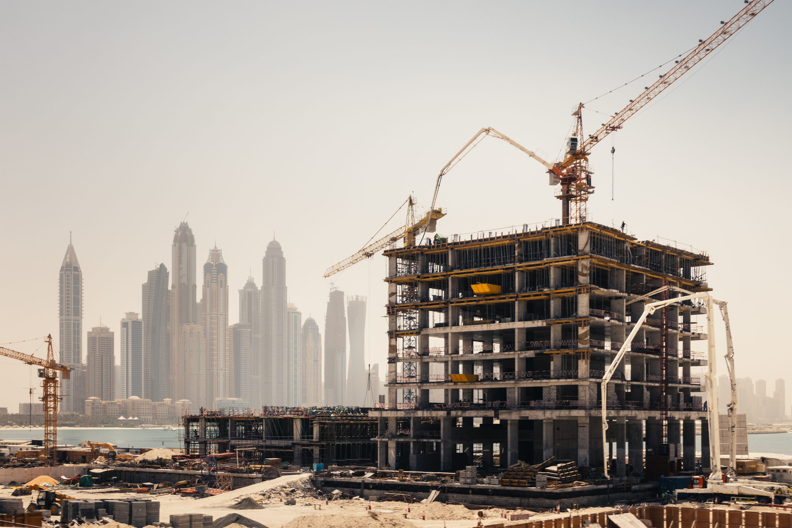 Modern slavery investor group to target construction sector