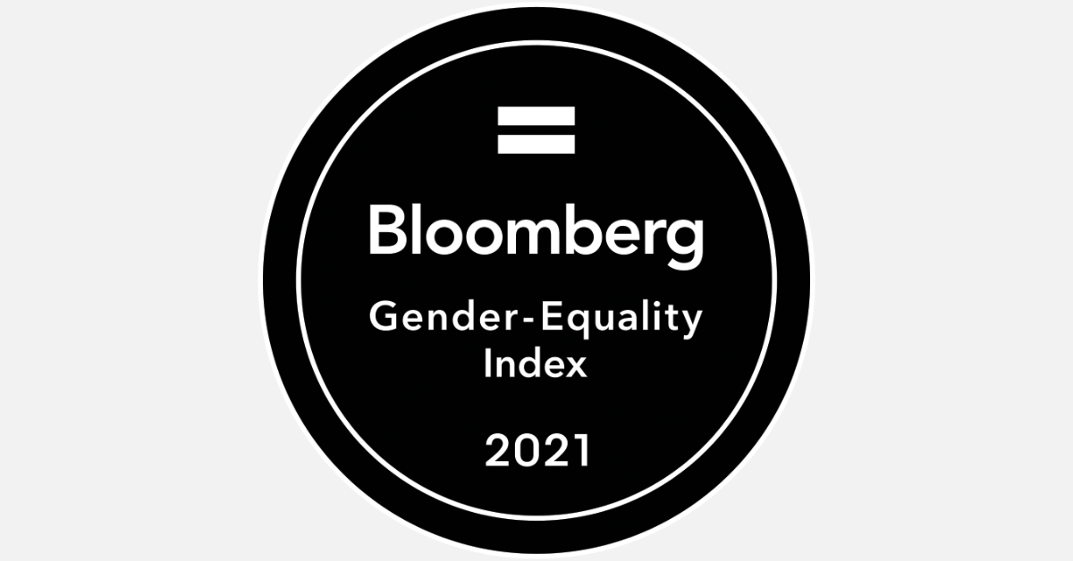 Bloomberg's Gender-Equality Index receives record disclosures