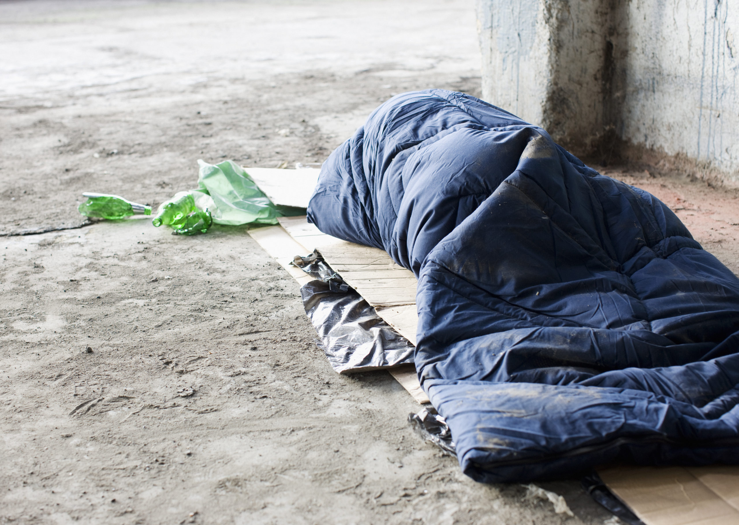 Big Society Capital invests £15m to house rough sleepers