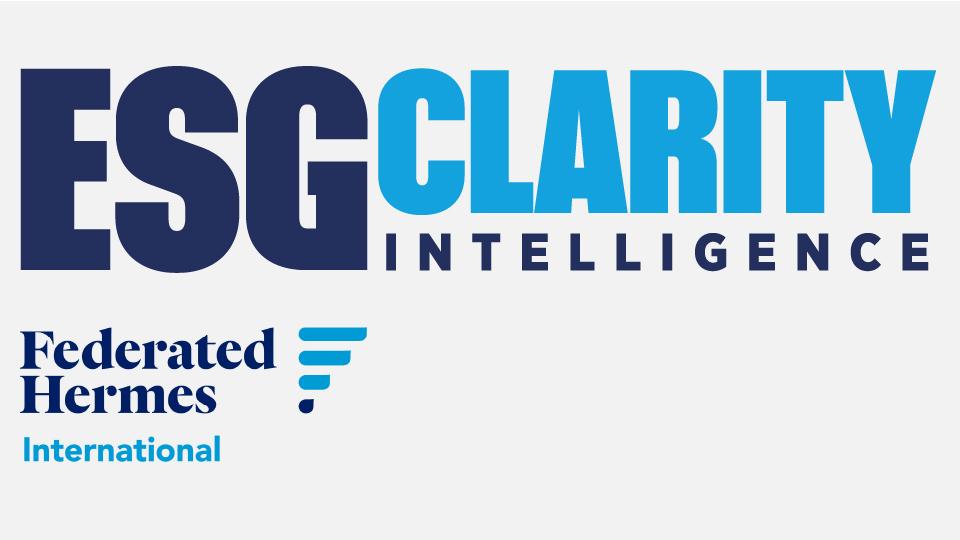 ESG Clarity announces new educational hub ESG Clarity Intelligence