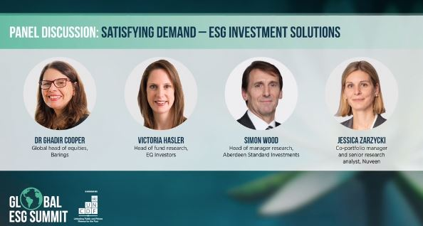 Global ESG Summit: Which areas of the market present challenges?