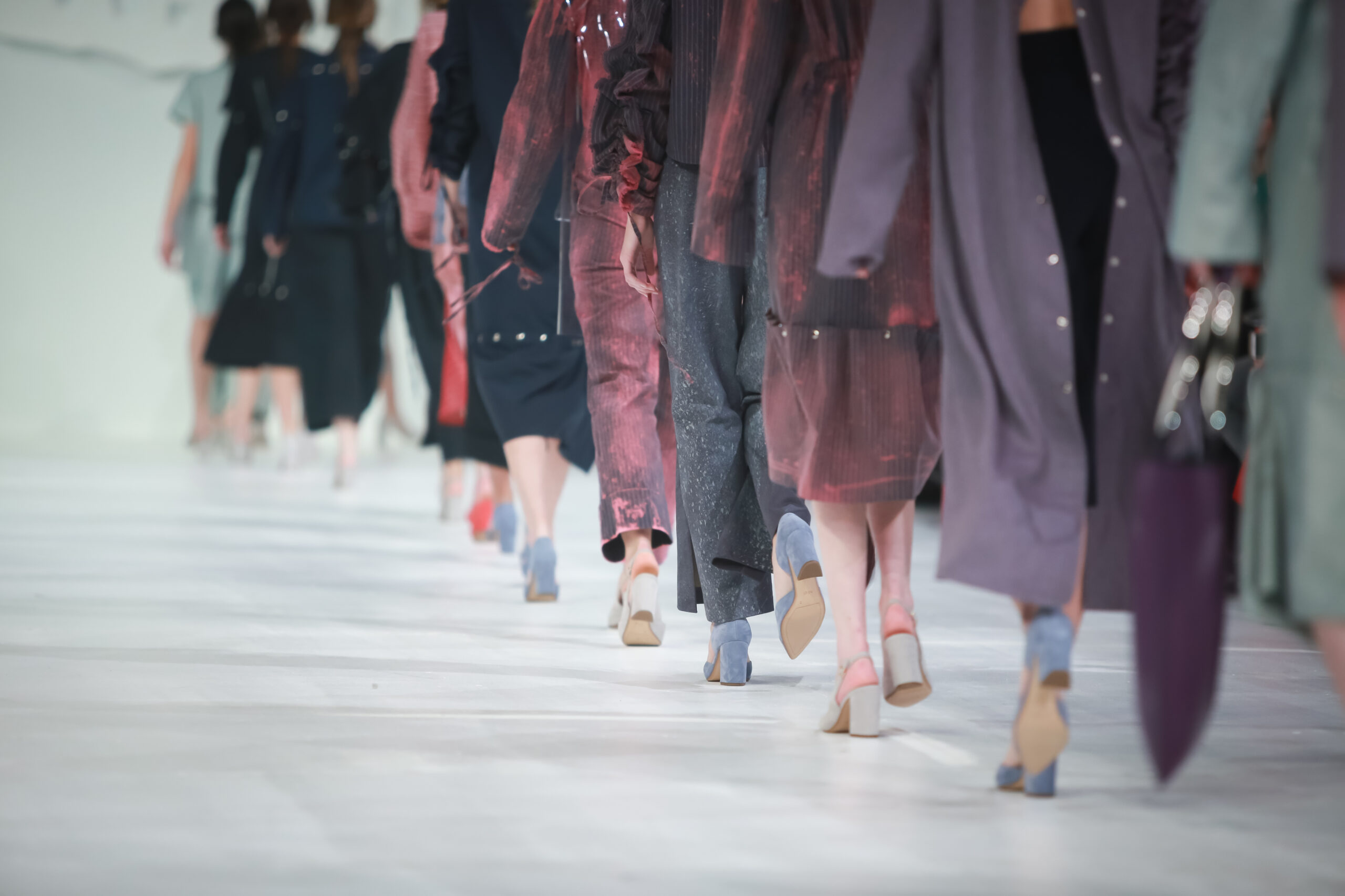 Catwalk worthy: Trying to improve the fashion life cycle