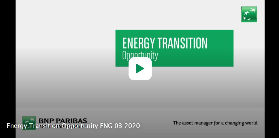 """Energy transition – """"A very exciting place to be investing in now"""" (video)"""