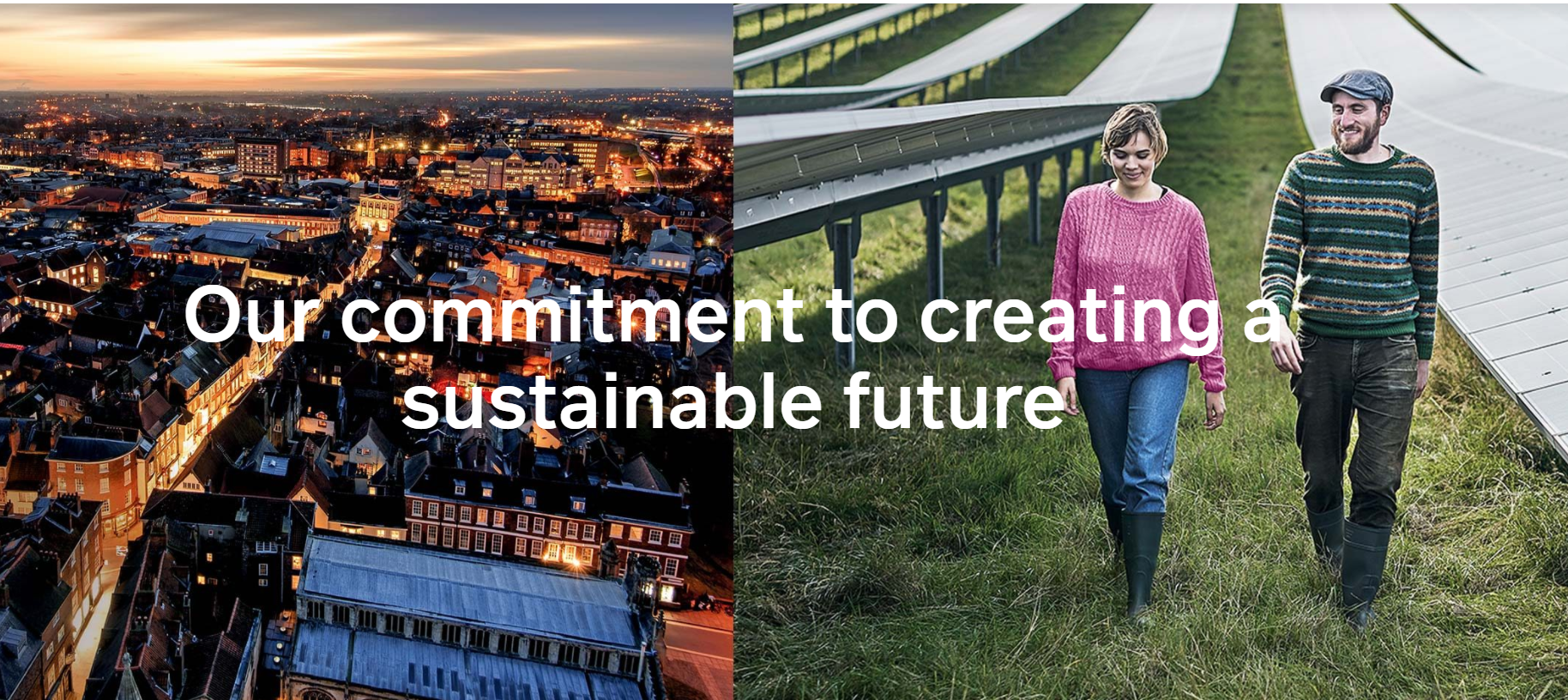 M&G's first Sustainability Report